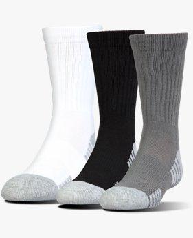 Calcetines deportivos HeatGear® Tech – Paquete de 3