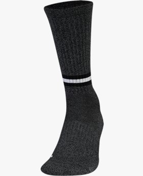 Men's UA Phenom Twisted Crew Socks