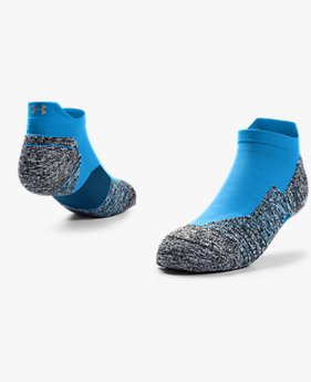 Men's UA Charged Cushion No Show Tab Socks
