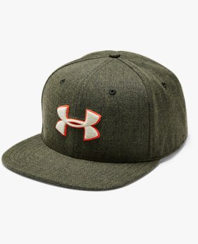 Herenpet UA Huddle Snapback 2.0