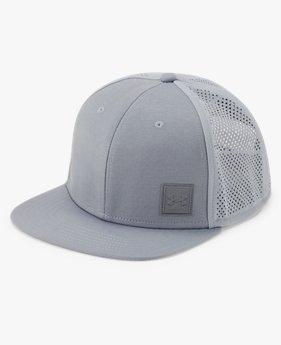 Men's UA SuperVent Flat Brim 2.0 Cap