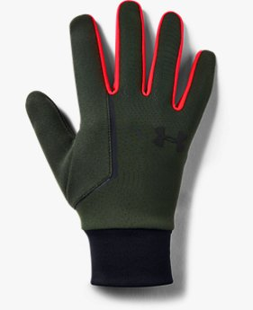 Men's UA Storm Run Liner Gloves