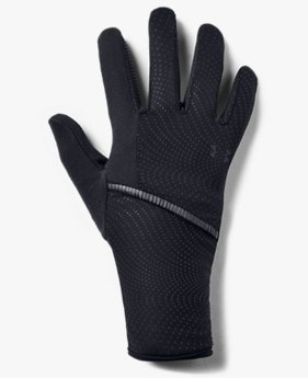 Women's UA Storm Run Liner Gloves