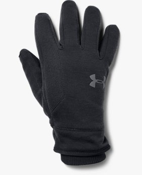 Boys' UA Storm Fleece Gloves