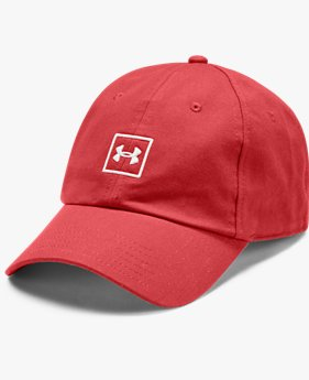 UA Washed Cotton Cap