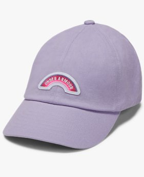 Girls' UA Patch Armour Cap