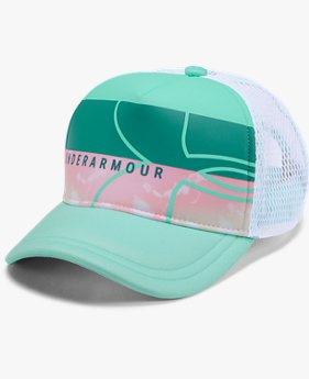 Girls' UA UV Activated Trucker Cap
