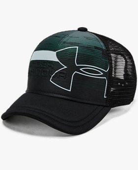 Boys' UA Sportstyle Trucker Cap