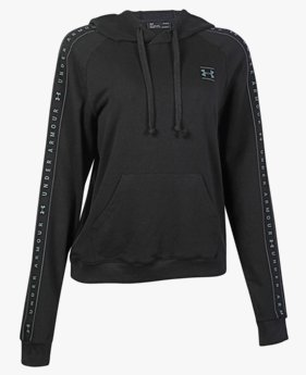 Moletom UA Rival Fleece Full Zip Feminino