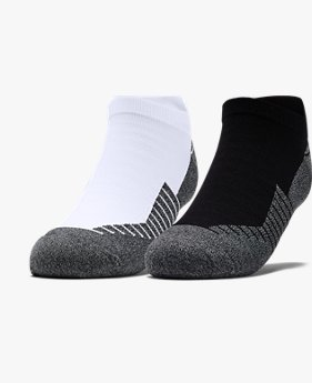 Calcetines UA Run No Show Tab (2 Pares)