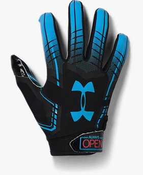 Youth UA F6 Novelty Football Gloves