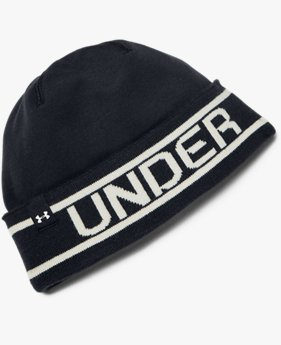 Men's UA Branded Cuff Beanie
