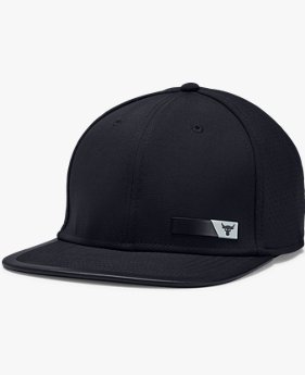 Men s UA x Project Rock Flat Brim Cap a1ad4dcc194