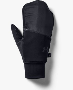 Men's UA Run Convertible Gloves