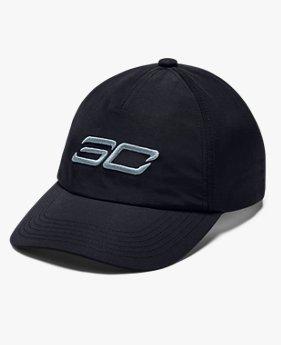 Boys' SC30 Woven Strapback Cap