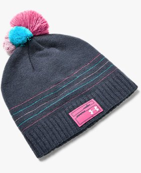Girls' UA Triple Scoop Beanie