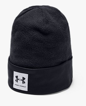 Jongensbeanie UA Unstoppable Fleece
