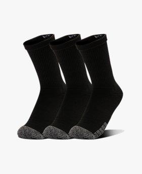 Adult HeatGear® Crew Socks 3-Pack