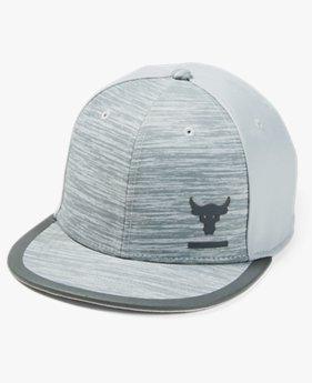 Topi UA x Project Rock ATB Flat Brim untuk Pria