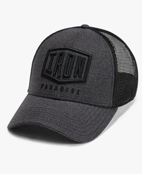 Men's Project Rock Strength Trucker Cap