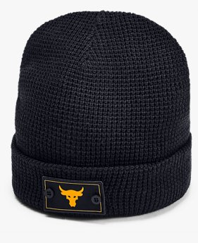 Project Rock Patch Beanie