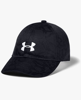 Girls' UA Play Up Cap