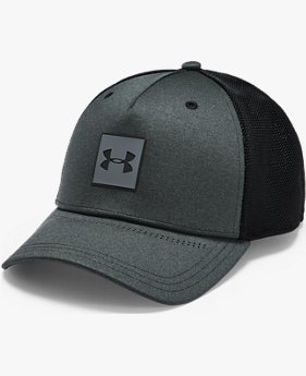 Men's UA Armour Twist Trucker Cap