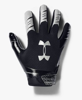 Boys' UA F7 Football Gloves