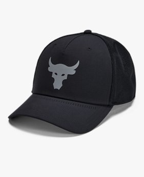 Boné Masculino Under Armour Project Rock Trucker Cap
