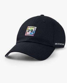 Unisex UA Pride Adjustable Cap