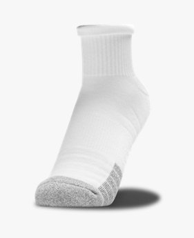 Men's HeatGear® Quarter Socks 3-Pack
