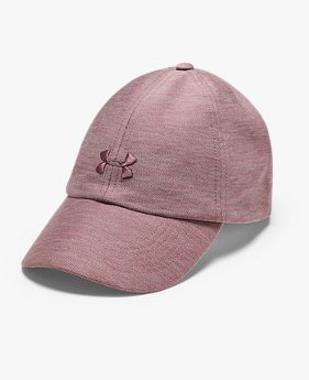 Women's UA Play Up Heathered Cap