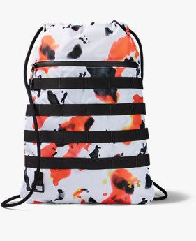 UA Sportstyle Sackpack Upstream Camo