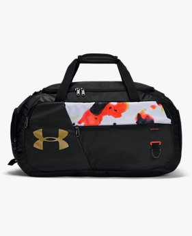 UA Undeniable 4.0 MD Upstream Camo Duffle Bag
