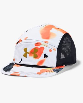 Unisex UA Run Packable Upstream Camo Cap