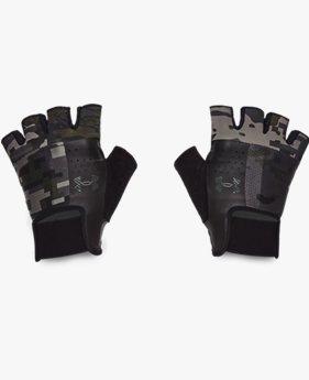 Men's UA Graphic Training Gloves