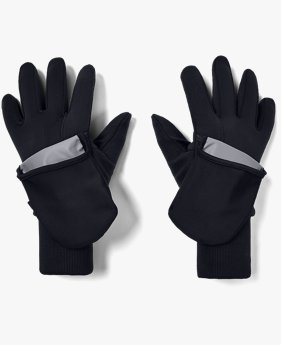 Women's UA Run Convertible Gloves