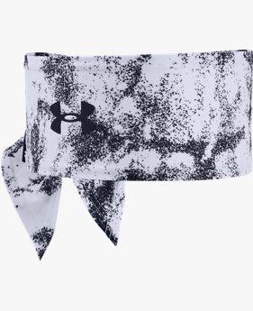 Unisex UA Tie Headband Printed