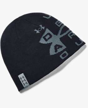 Herenbeanie UA Billboard Reversible