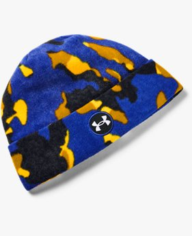Kinderbeanie UA Fleece Printed