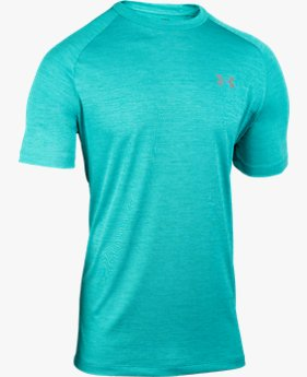 Camiseta de Treino Masculina Under Armour Tech 2.0 SS Tee Twist