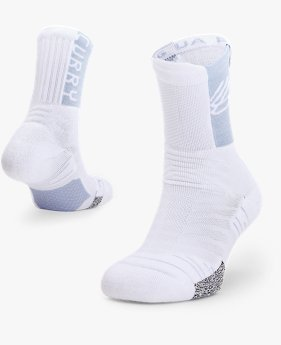 Adult Curry Playmaker Crew Socks