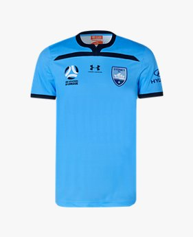 Men's Sydney FC Home 2019/20 Replica Jersey