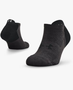 Unisex UA Armour Dry™ Run No Show Socken