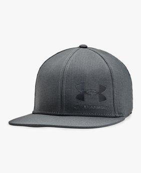 Men's UA ArmourVent™ Flat Brim Cap