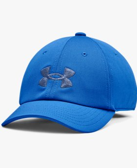 Boys' UA Blitzing Adjustable Hat