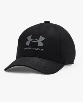 Boys' UA ArmourVent™ Stretch Hat