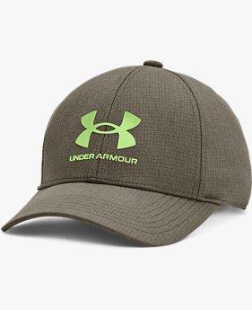 Boys' UA ArmourVent™ Stretch Hat