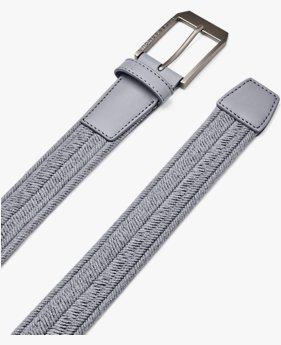 Men's UA Braided Golf Belt