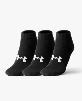 ถุงเท้า UA Core Low Cut ยูนิเซ็กส์ แพ็ก 3 คู่